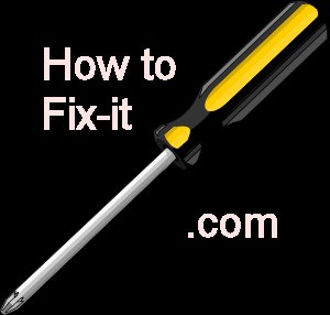 How to Fix-it logo